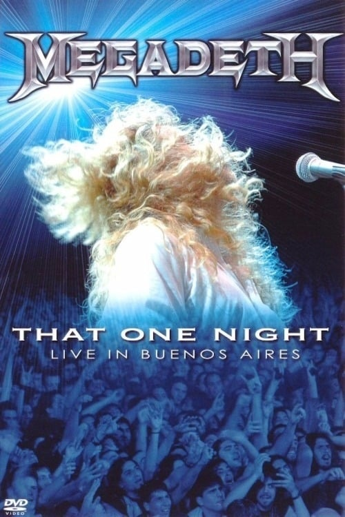 Megadeth: That One Night – Live in Buenos Aires 2007